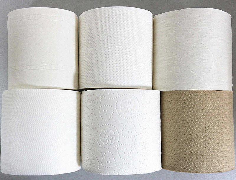 Small toilet tissue